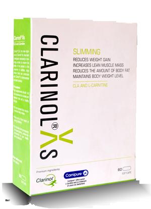 Walmark Clarinol 30 capsule + ceai verde 30 capsule - Clarinol xs slăbire